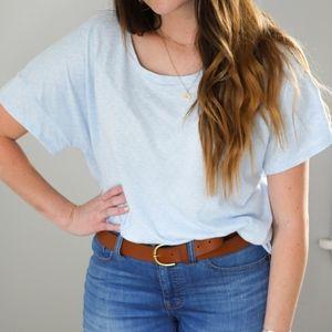 Nordstrom Softest T Shirt Ever! Size L